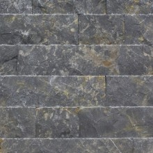 Split Face   Black Marble Indigo