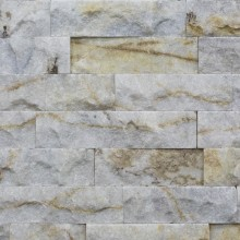 Split Face   White Marble Rustic